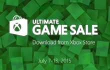 Xbox Ultimate Game Sale to begin on Thursday 19th July