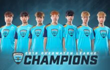 London Spitfire wins the first season of Overwatch League