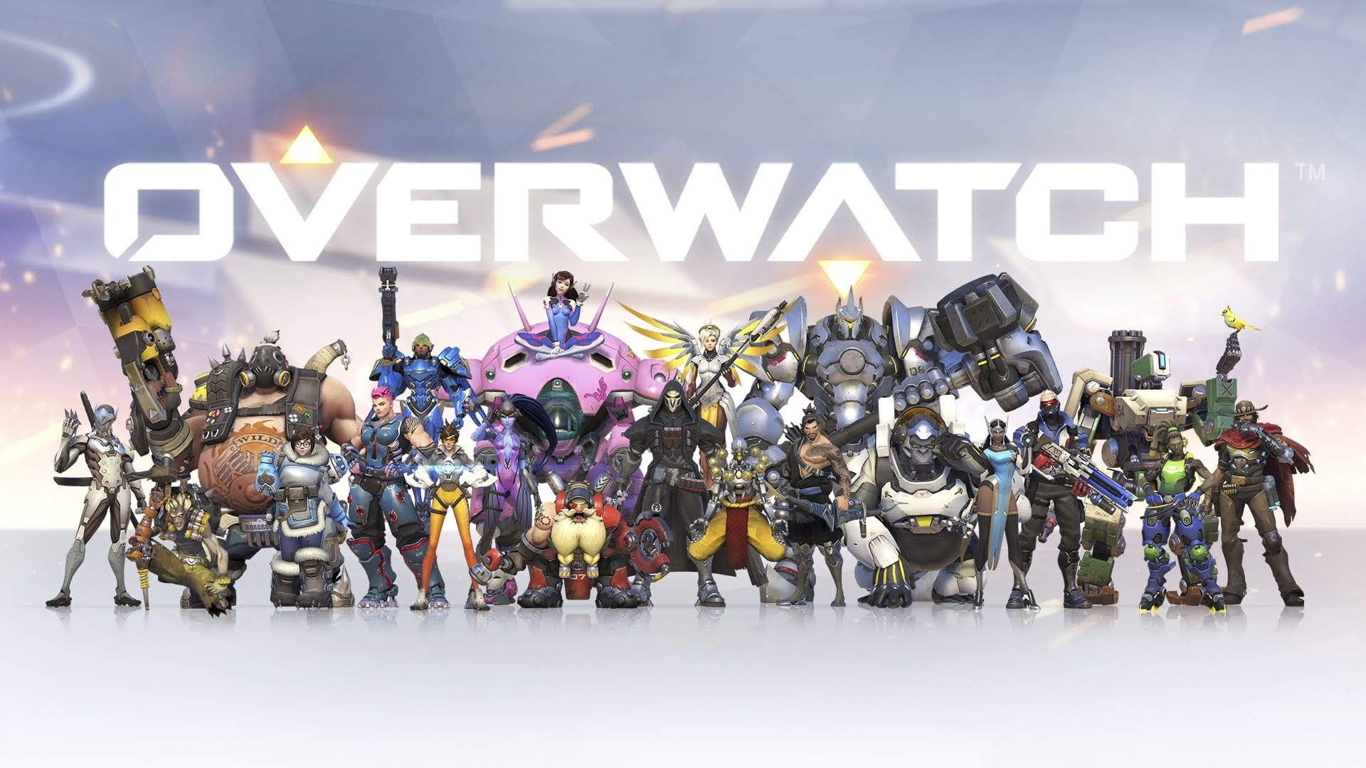 Overwatch was born out of a failure for Blizzard