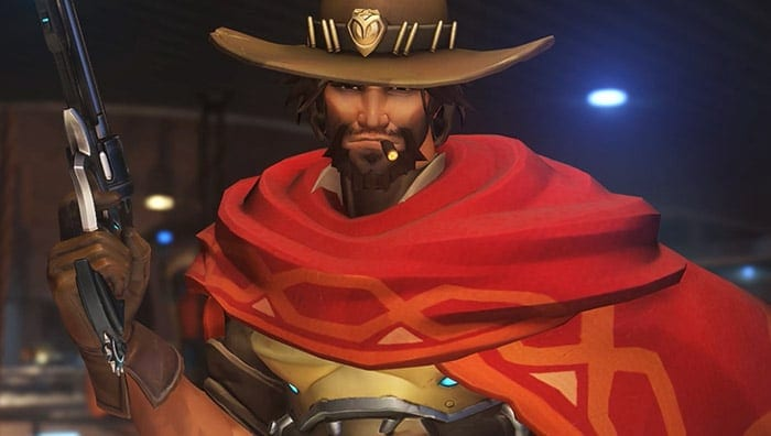 Does the enemy team have a troublesome Pharah or an absolute pain in the arse Tracer? If so, then look no further than everybody's favourite gunslinger.