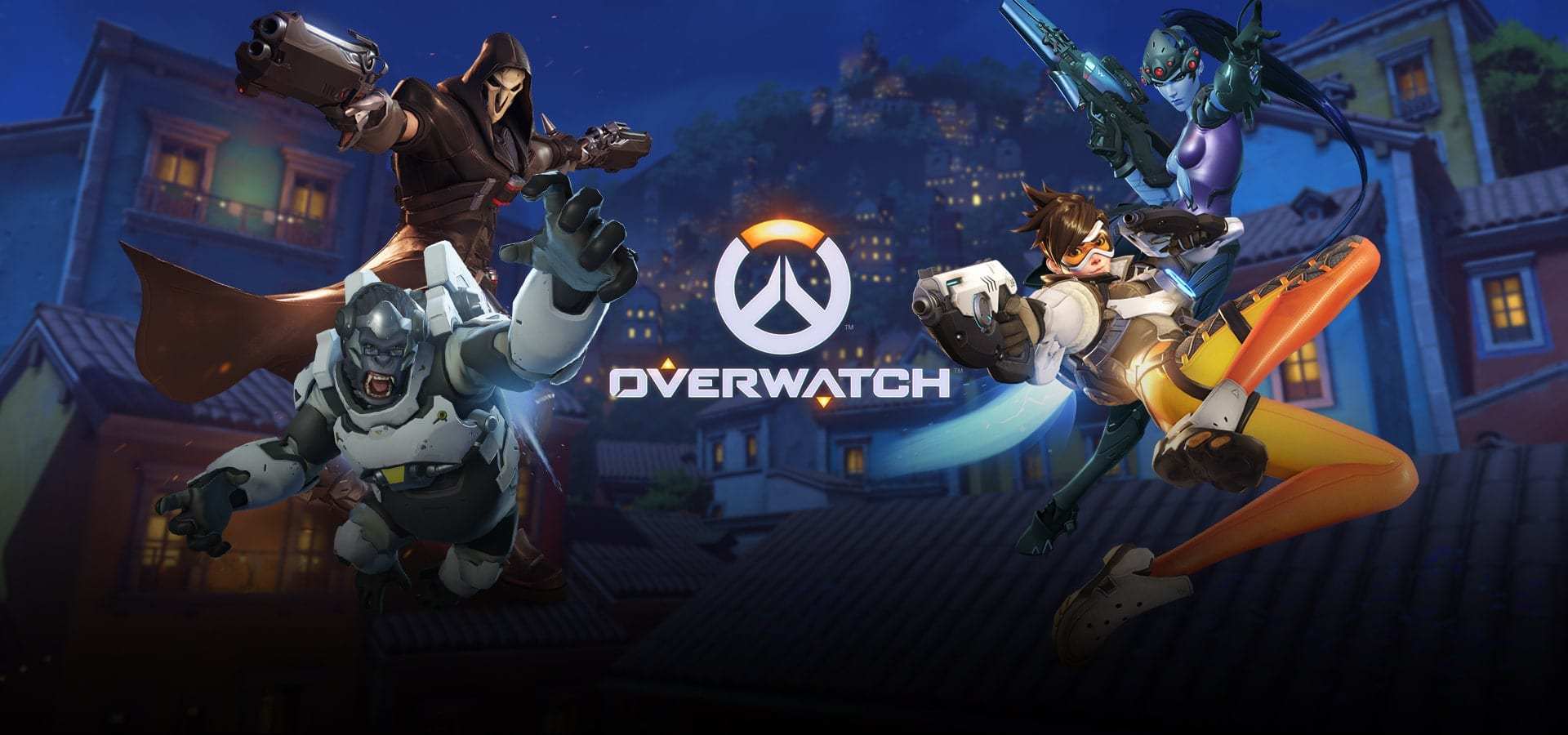 Overwatch will be free to play next weekend - BuffNerfRepeat