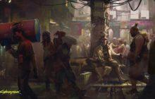 Cyberpunk2077 Concept Art