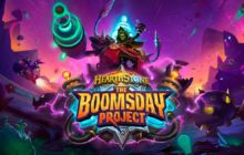'The Boomsday Project' Hearthstones lastest Expansion – Out Now