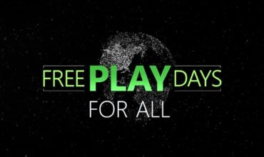 Free Play Days for All on Xbox One