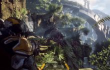 Anthem Single Player Footage Showcased