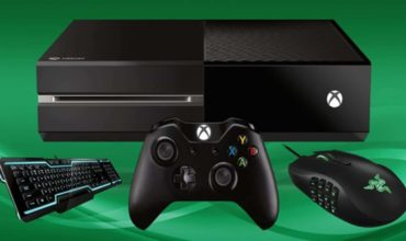Xbox One is getting keyboard and mouse support