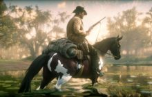 Companion app for Red Dead Redemption 2 shows the game HUB so you don't need it on the TV