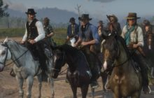 Red Dead Redemption 2 sits at Number One in the UK Sales Chart