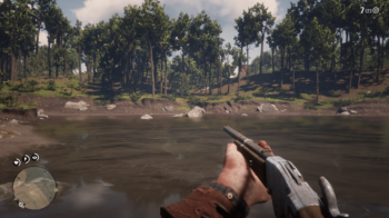 combat settings red dead 2