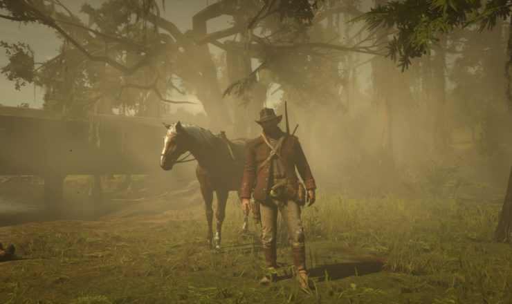 A bigger battle royale mode is now available in Red Dead
