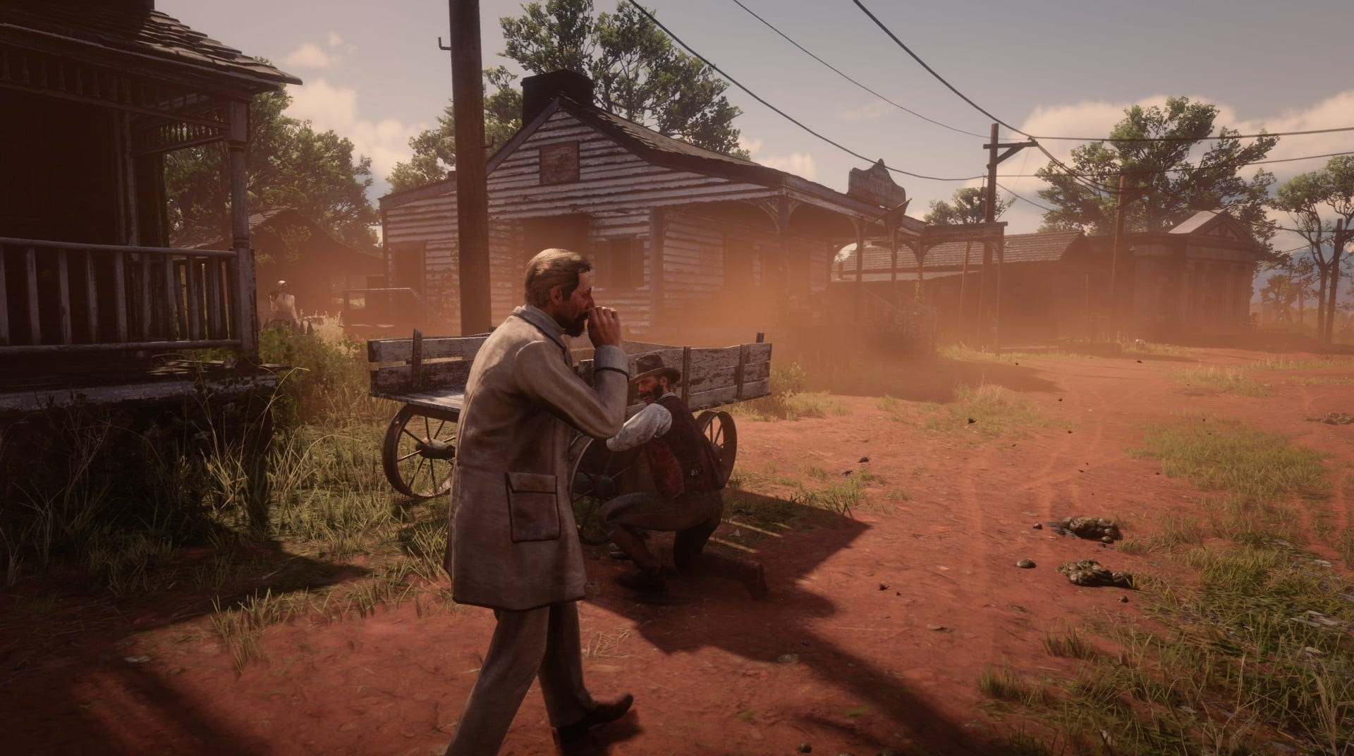 Quickest way to gain Honor in Red Dead Redemption 2 & how to