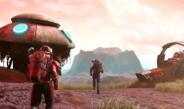 Trailer for No Man's Sky's next update, Visions, leaks to YouTube.