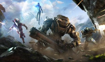 Anthem's closed alpha will take place in December