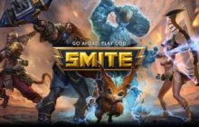 Smite coming to the Nintendo Switch in 2019