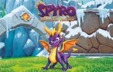 Spyro tops the UK physical sales chart