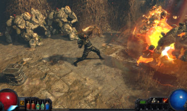 Path of Exile for PS4 has been delayed until Feb 2019