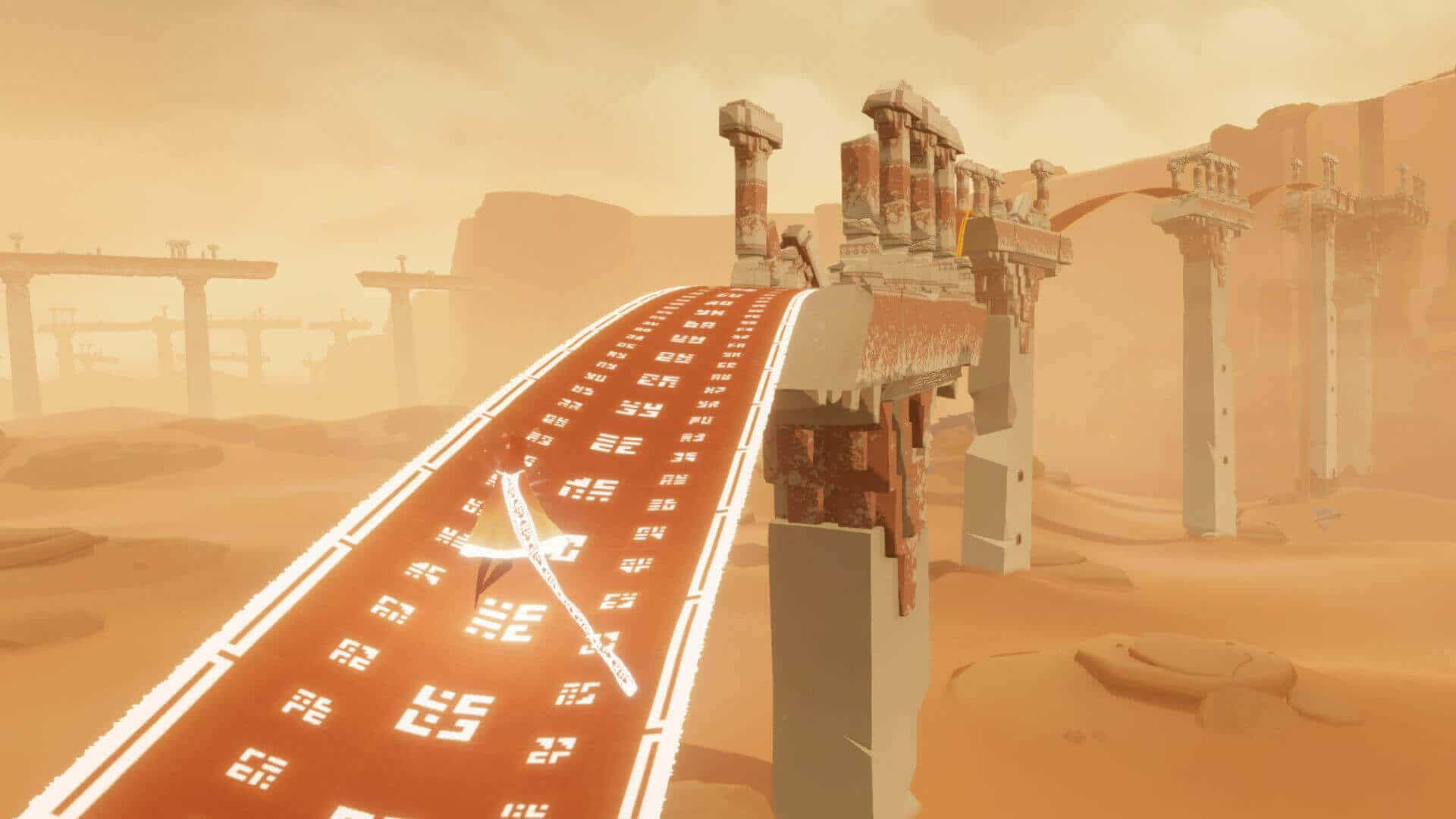 Journey is headed to PC through Epic Games' new storefront