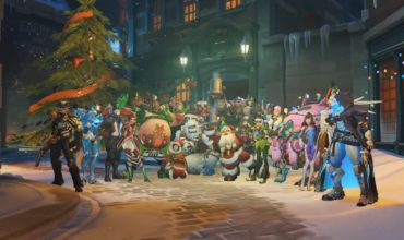 Overwatch's Winter Wonderland event is now live!