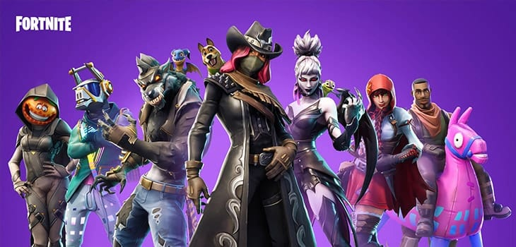 is fortnite on switch free