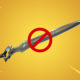 The Infinity Blade has been removed from Fortnite