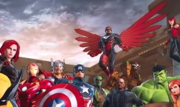 Marvel Ultimate Alliance 3 is coming to Nintendo Switch