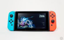 The Nintendo Switch is the fastest-selling US console of this generation