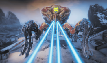 Warframe's The Profit-Taker update launches on Xbox One and PS4