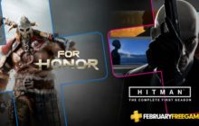 February's PlayStation Plus games announced
