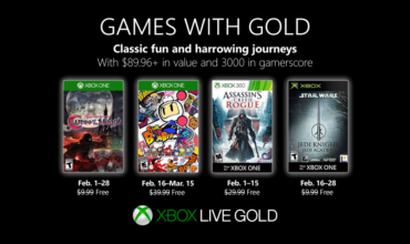 Bomberman R and Bloodstained headline February's Games with Gold