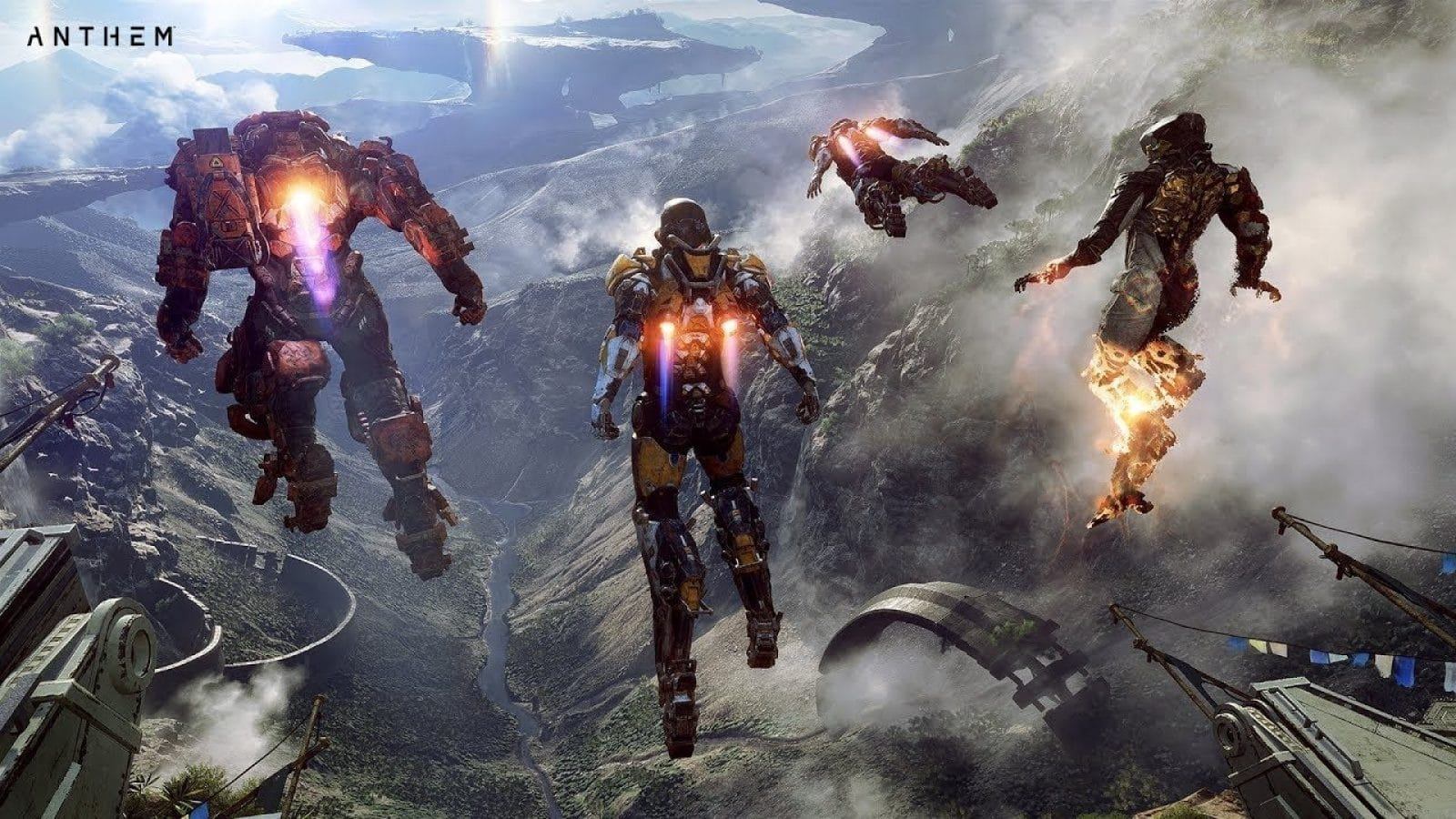 All Activities In Anthem Will Have Matchmaking Buff Nerf Repeat