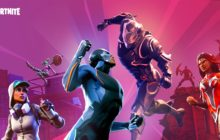 Fortnite was the most played game on the Switch in Europe last year