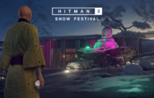 Hitman 2 gets winter-themed content update