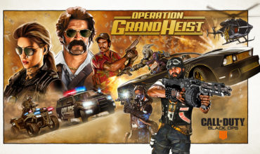 Massive update, Operation Grand Heist, coming to Black Ops 4 tomorrow