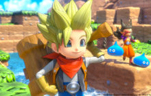 Dragon Quest Builders 2 is coming to Nintendo Switch and PS4 in July