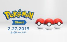 A Pokemon Nintendo Direct is happening tomorrow