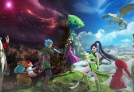 Dragon Quest 11 is coming to the Nintendo Switch