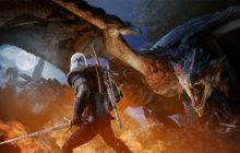 Monster Hunter: World's crossover event with The Witcher 3 is now available on console