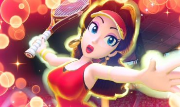 Pauline is coming to Mario Tennis Aces