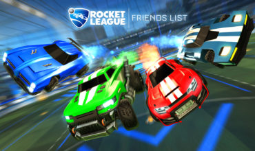 """Rocket League's upcoming """"Friends"""" update will add cross-play party system"""
