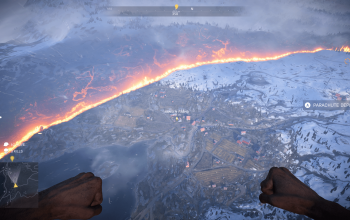 Early impressions of Battlefield V's Firestorm mode