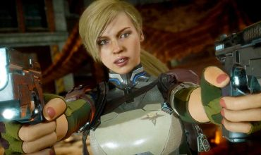 Cassie Cage gets a Mortal Kombat 11 reveal trailer