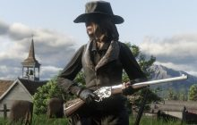 Red Dead Online update adds Evans Repeater and Fool's Gold