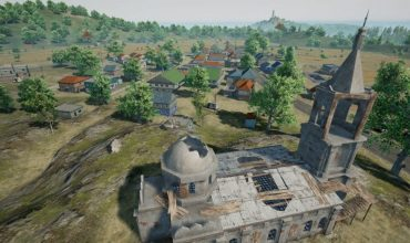 PUBG's Erangel map is getting a remaster