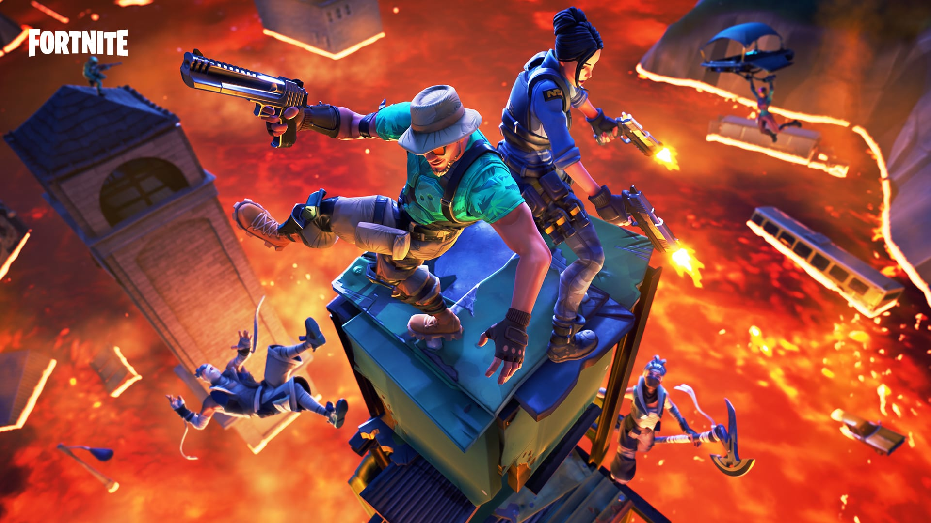 Fortnite's patch 8 20 is live - BuffNerfRepeat