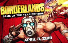 A remastered Borderlands: Game of the Year Edition will release next week