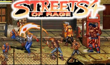 Streets of Rage 4's first gameplay trailer has been released