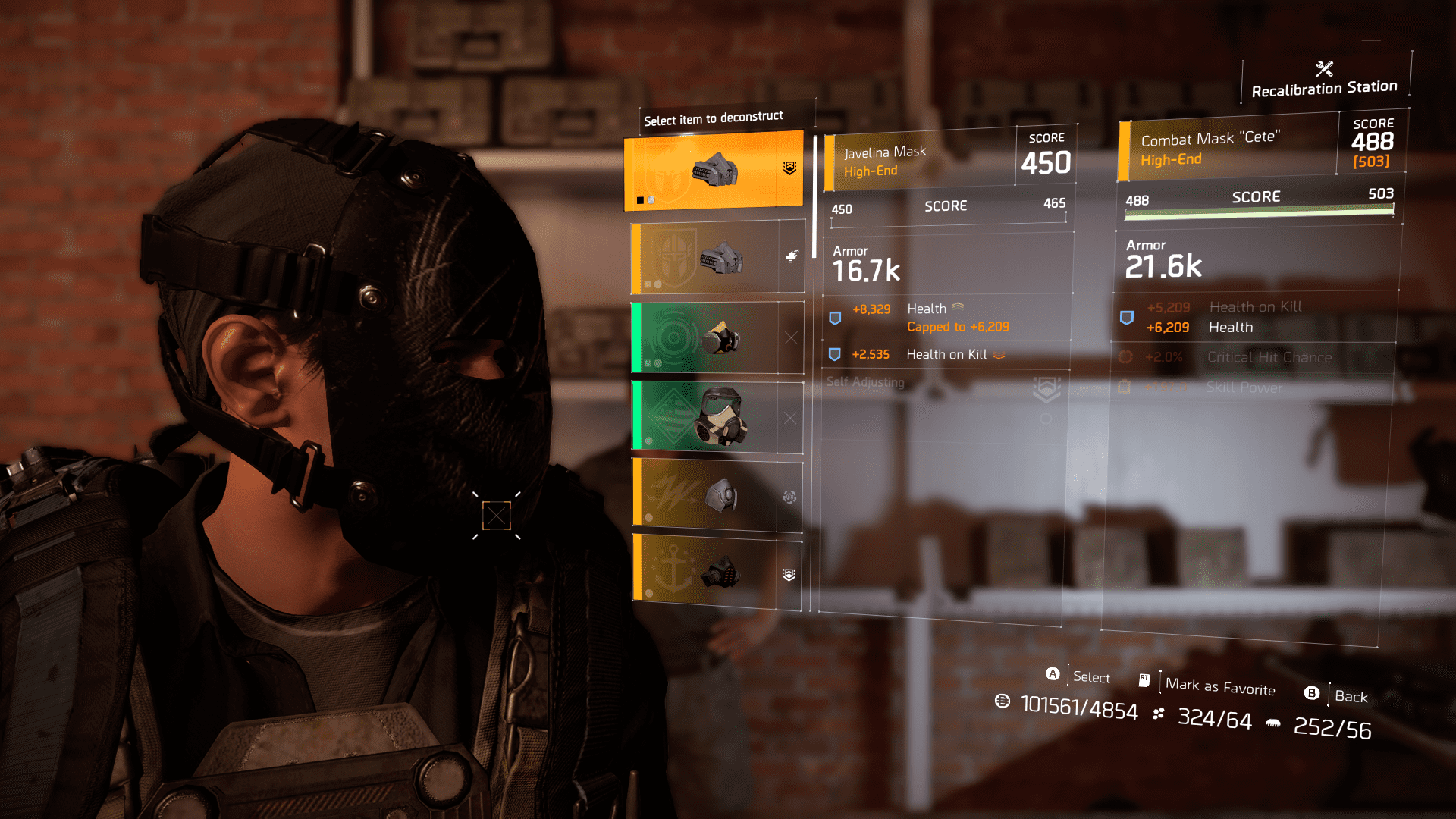 How to reach Gear score 500 quickly in The Division 2