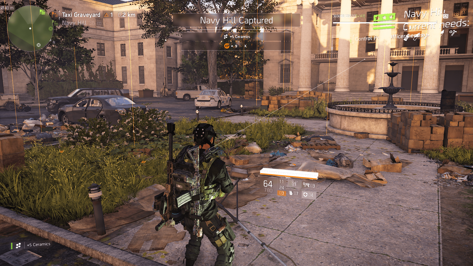 How to reach Gear score 500 quickly in The Division 2 - BuffNerfRepeat