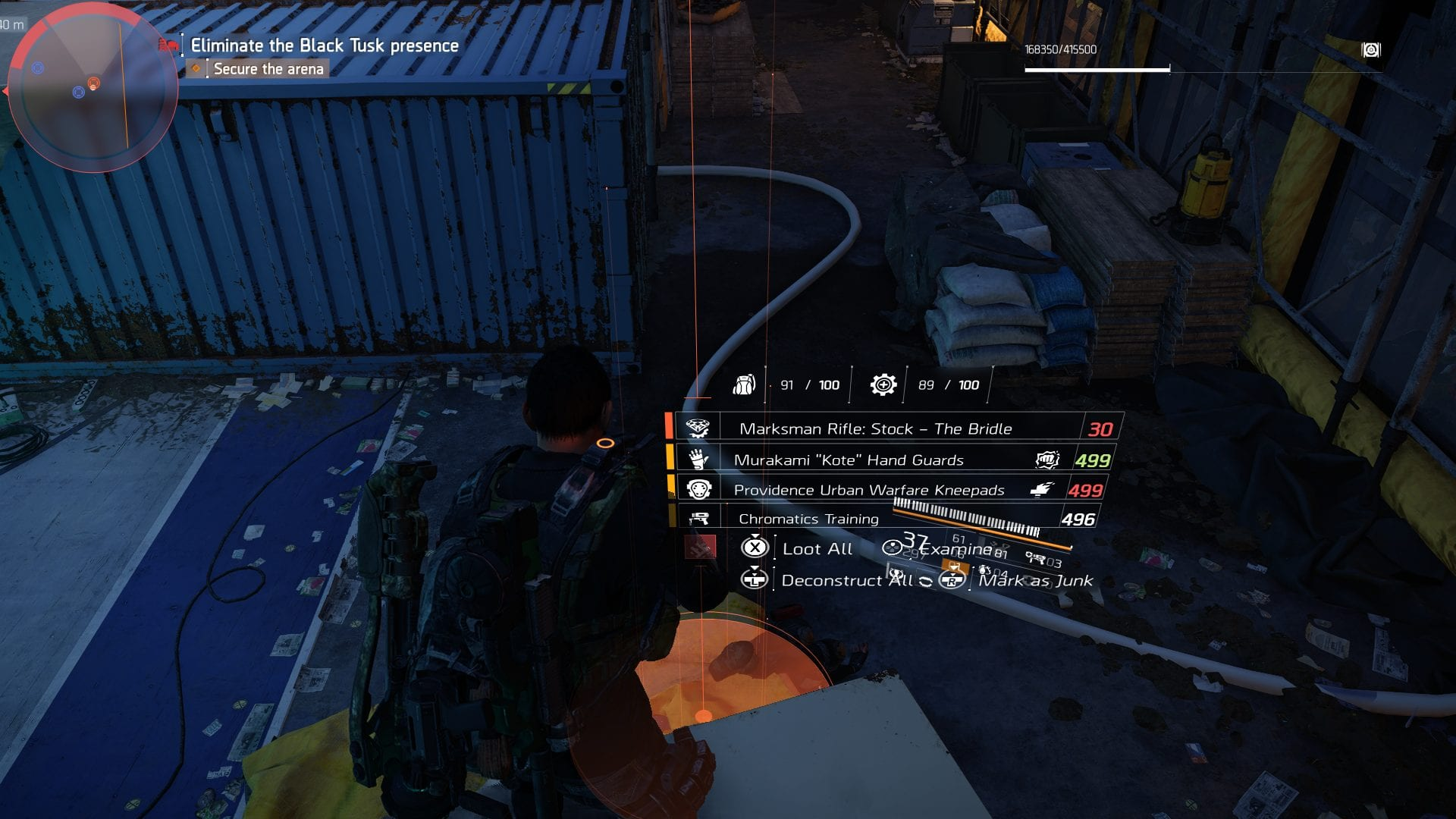 How to obtain the Exotic Marksman Rifle, 'Nemesis', in The Division