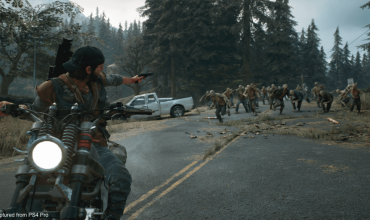 Days Gone debuts at the top of the charts